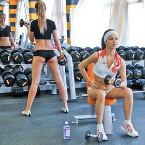Фитнес-клубы Гари