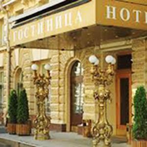 Гостиницы Гари