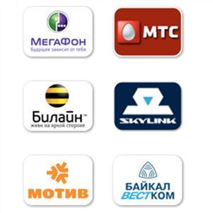 Операторы сотовой связи Гари