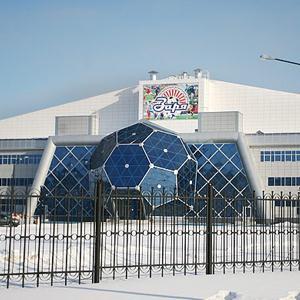 Спортивные комплексы Гари