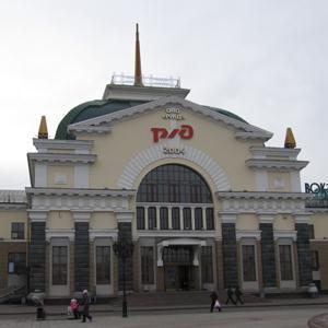 Железнодорожные вокзалы Гари