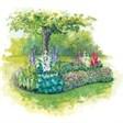 Загородный клуб Усадьба - иконка «сад» в Гари