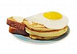 Кафе - иконка «завтрак» в Гари